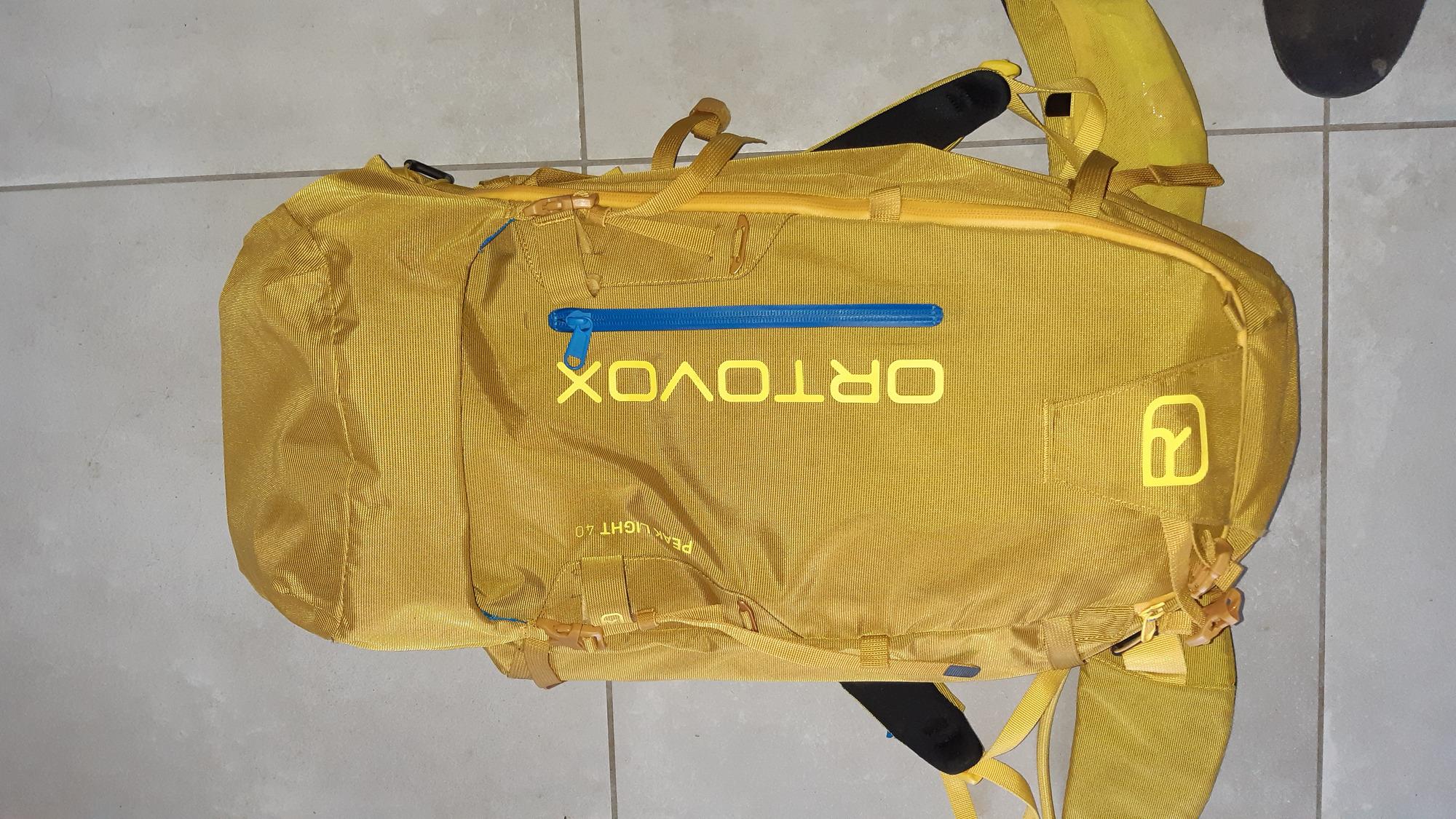 Ortovox Peaklight 40