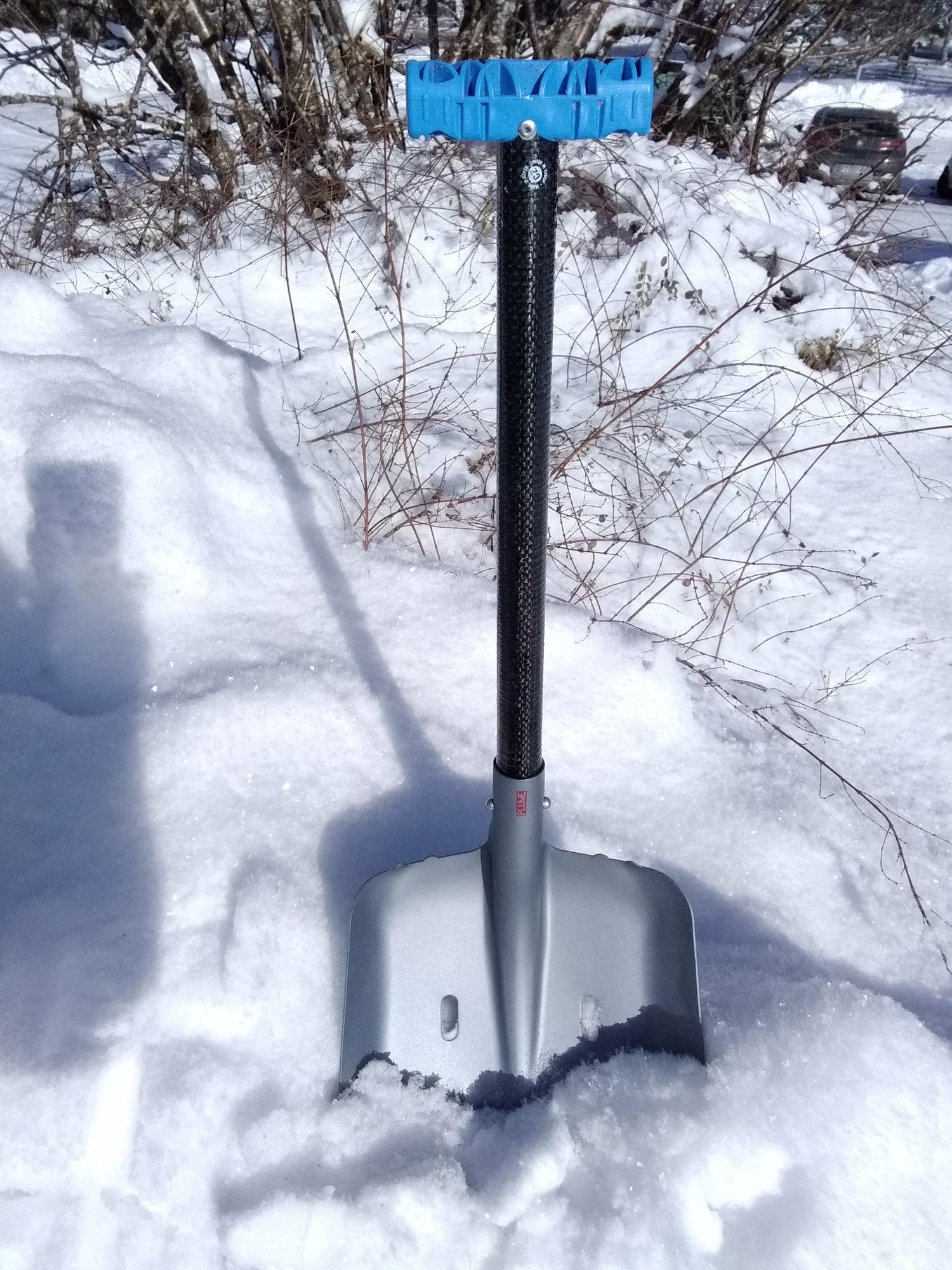 Arva Snow Plume