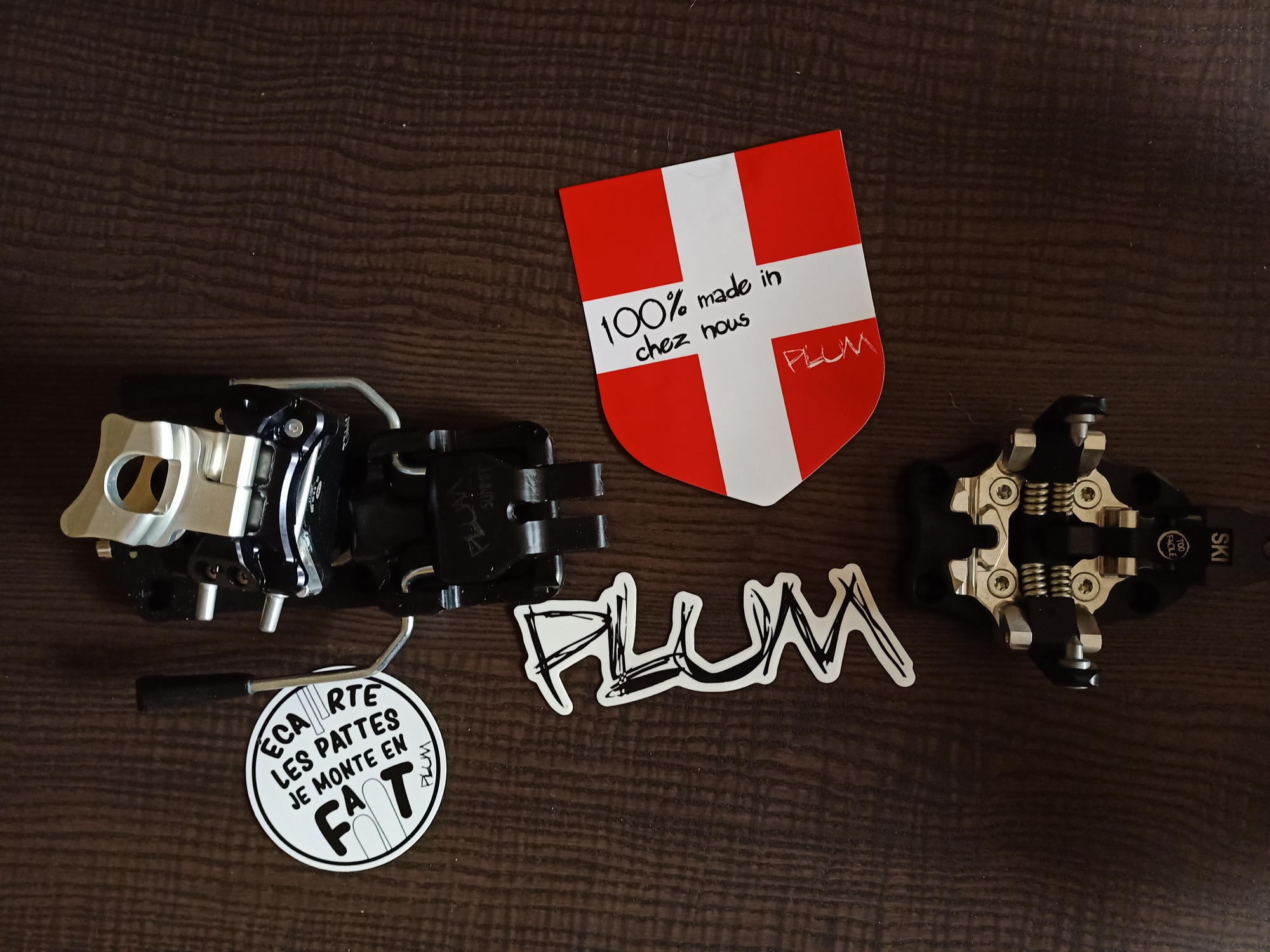 Plum Summit 12 stopper