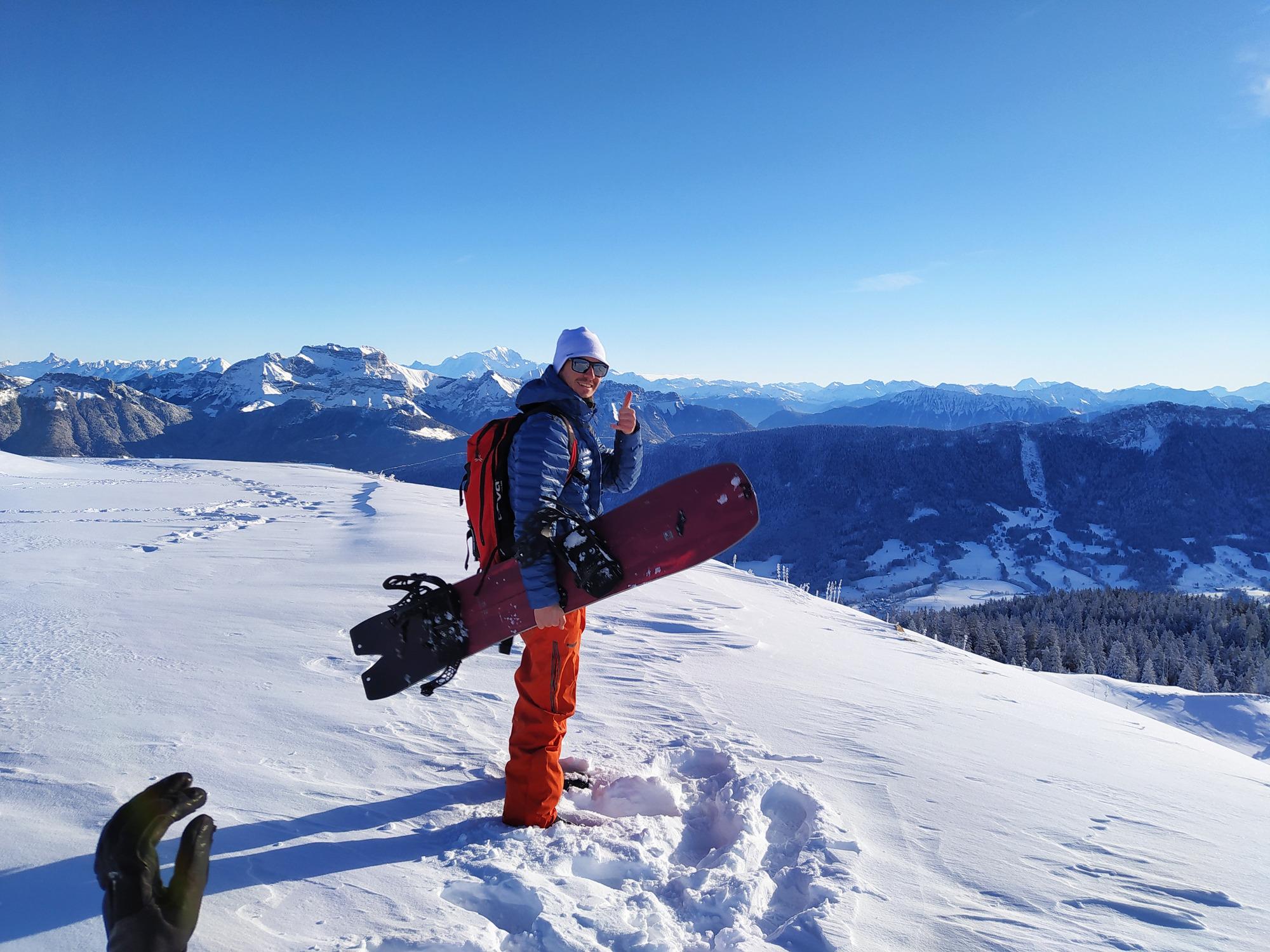 Nitro Snowboards quiver squash 159