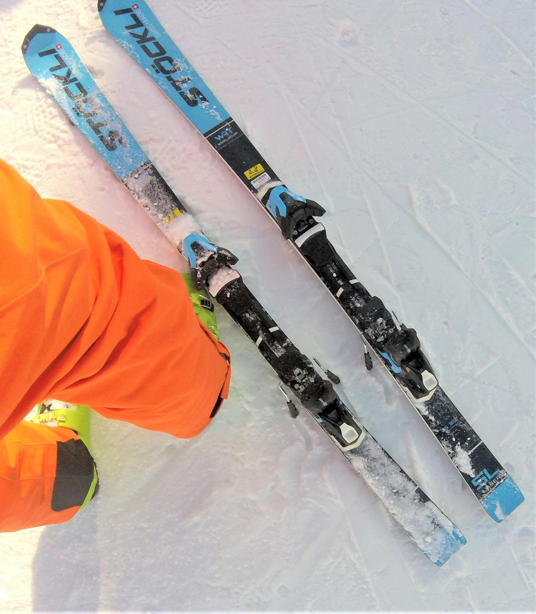 Stockli Stöckli Laser WRT SL FIS