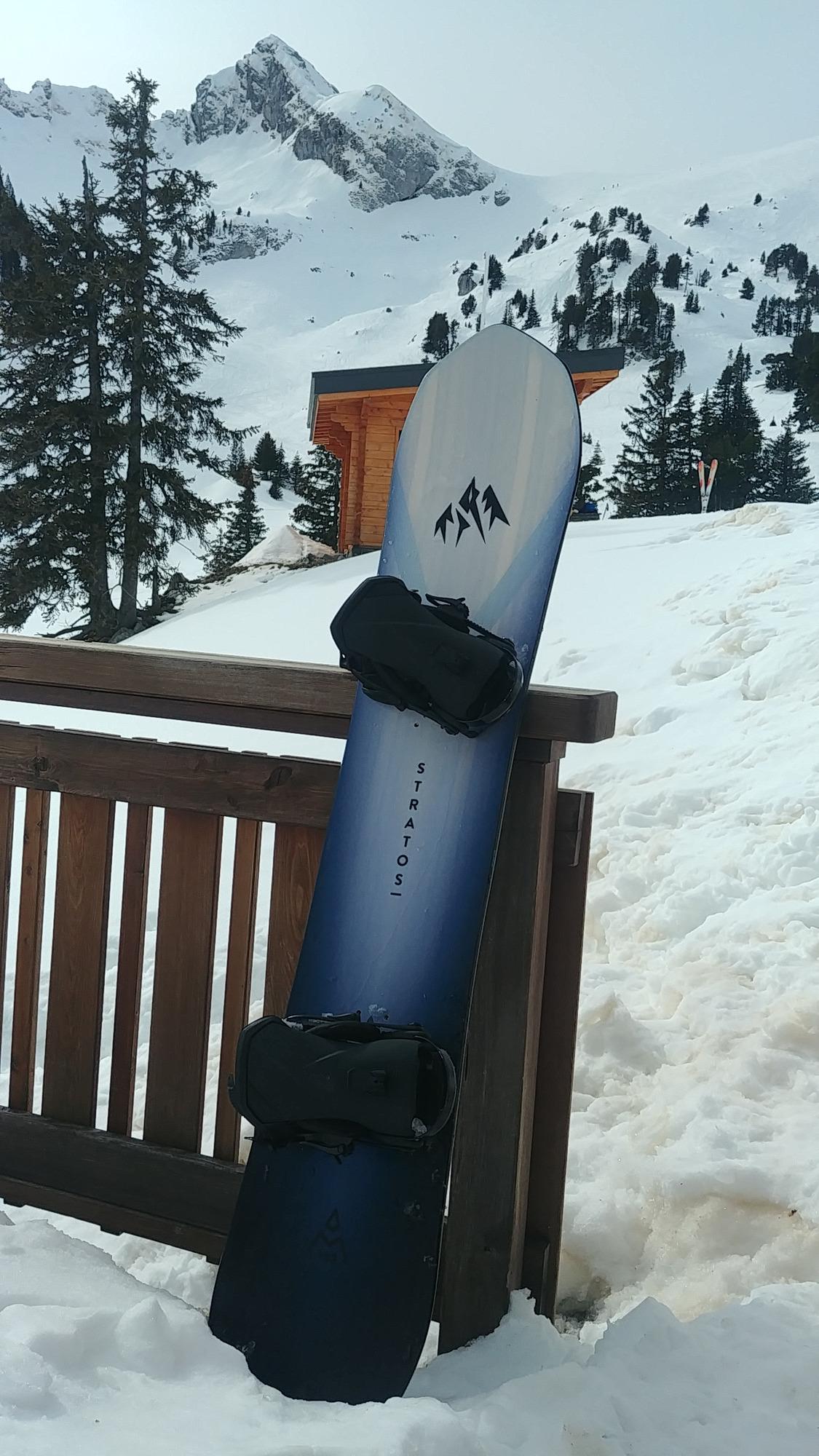 JONES SNOWBOARD Stratos