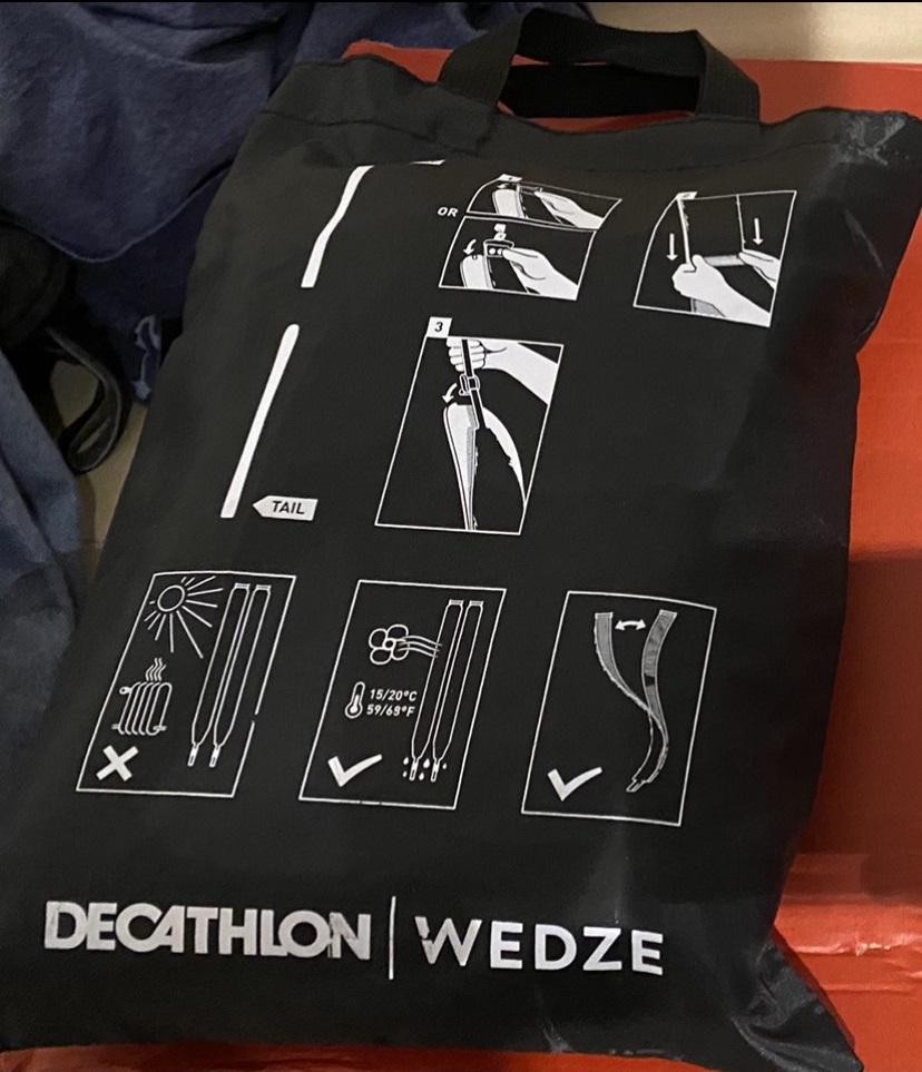 Décathlon Peaux à découper / Wedze