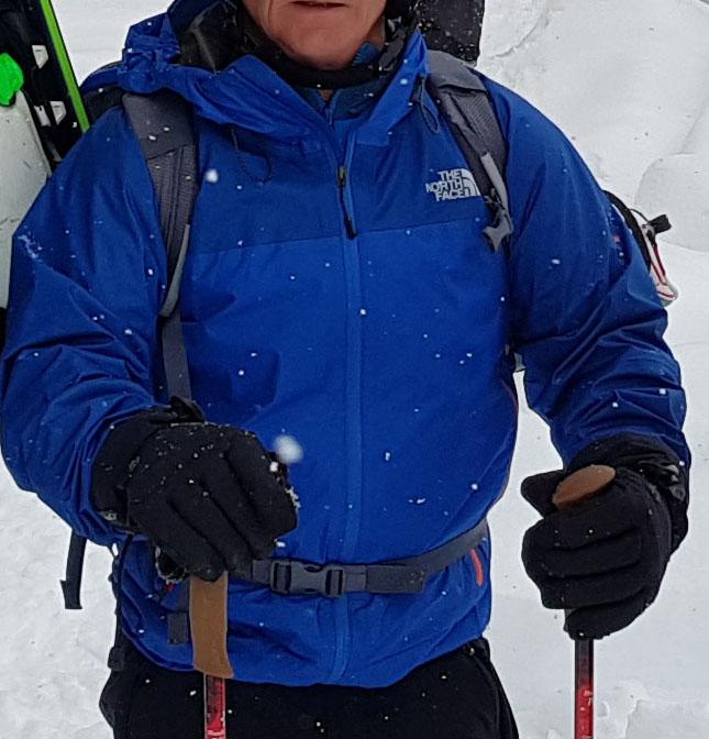 The North Face Goretex ProShell Summit Serie
