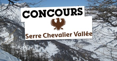 [concours] Gagne tes forfaits Serre Chevalier