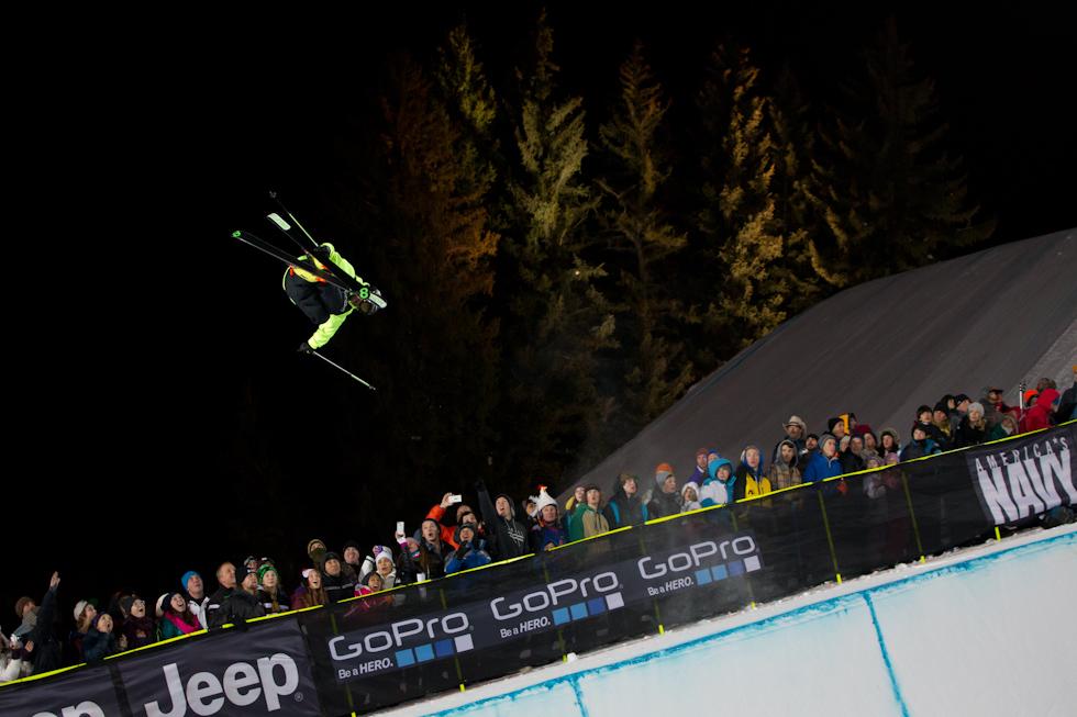 more photos finest selection get online Ski : X Games - David Wise en or