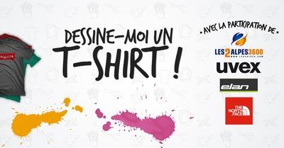 Concours t-shirt : les résultats !