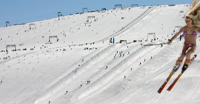 Où skier cet été en Europe?