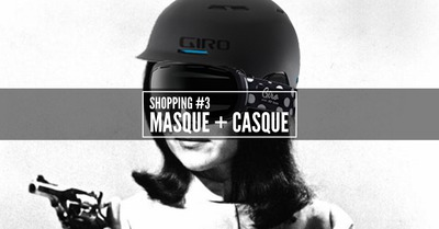 "Shopping ""masque+casque"""