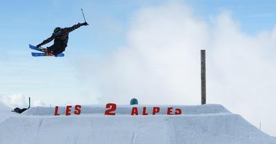 [vidéo]Un week-end ensoleillé aux 2 Alpes