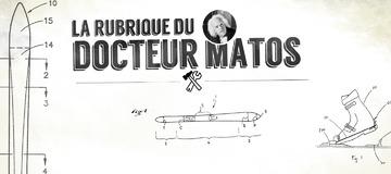 Dr Matos : le shape des skis