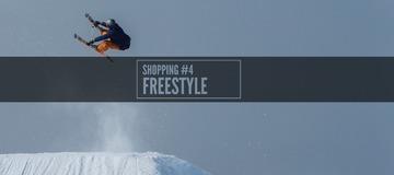 Shopping freestyle