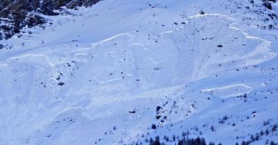 Avalanche : analyse de cas. Les Orres, 2012