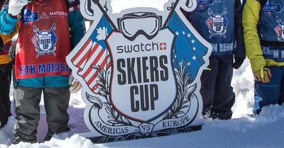 Swatch Skiers Cup - jour 1