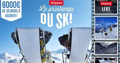 [Concours] Le Printemps du Ski : Les Gagnants