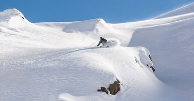 Du ski en Iran : Salam Azizam (teaser)