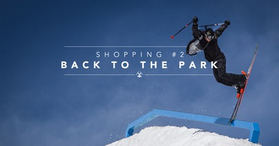 Shopping #2 : back to the park