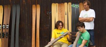 [Matos 2016] Les skis en bois