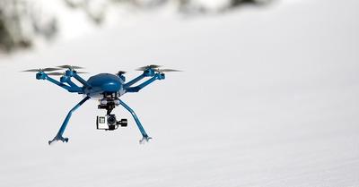 Drone Hexo+ : prise en main