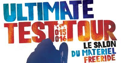 Ultimate Test Tour 2016 : Les dates