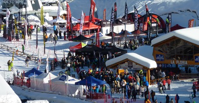 Ski Force Winter Tour : Le Grand Bornand