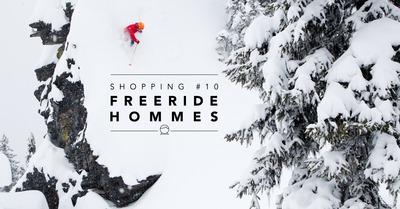 Shopping #10 : freeride hommes
