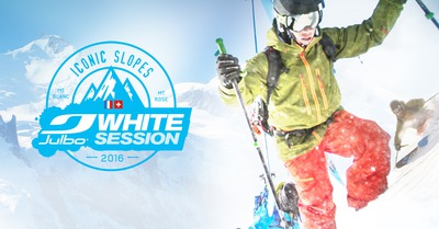 Julbo White Session 2016 : ski de pente raide