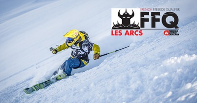 Freeride World Qualifier : Les Arcs 4* et 2*