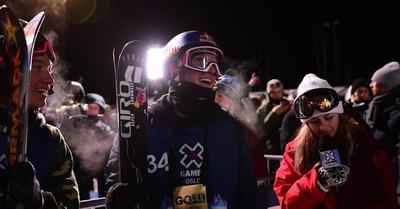 Superpipe X Games Oslo : Un podium 100% Américain