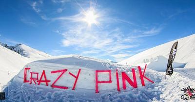 Crazy Pink Contest - Saint-Lary-Soulan