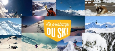 [Les gagnants] Trois séjours à gagner avec le Printemps du Ski