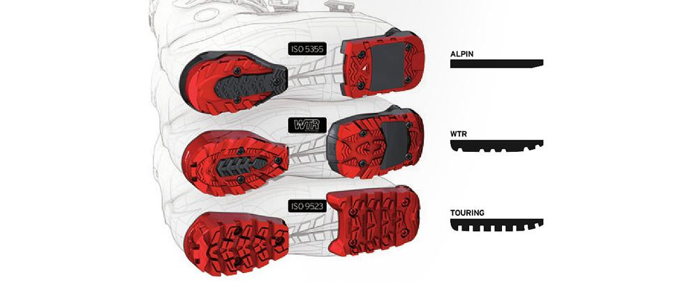 Matosla SkiDr fixation chaussure compatibilité stBdChQrx