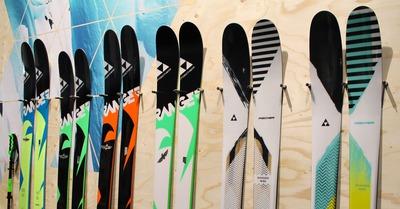 Skis Fischer 2017