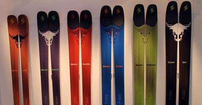 Skis Blizzard et Tecnica 2017