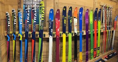 Skis Trab 2017