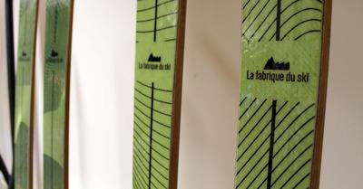 Skis La Fabrique du Ski 2017