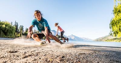 High Five : participez à la session MountainAthletics