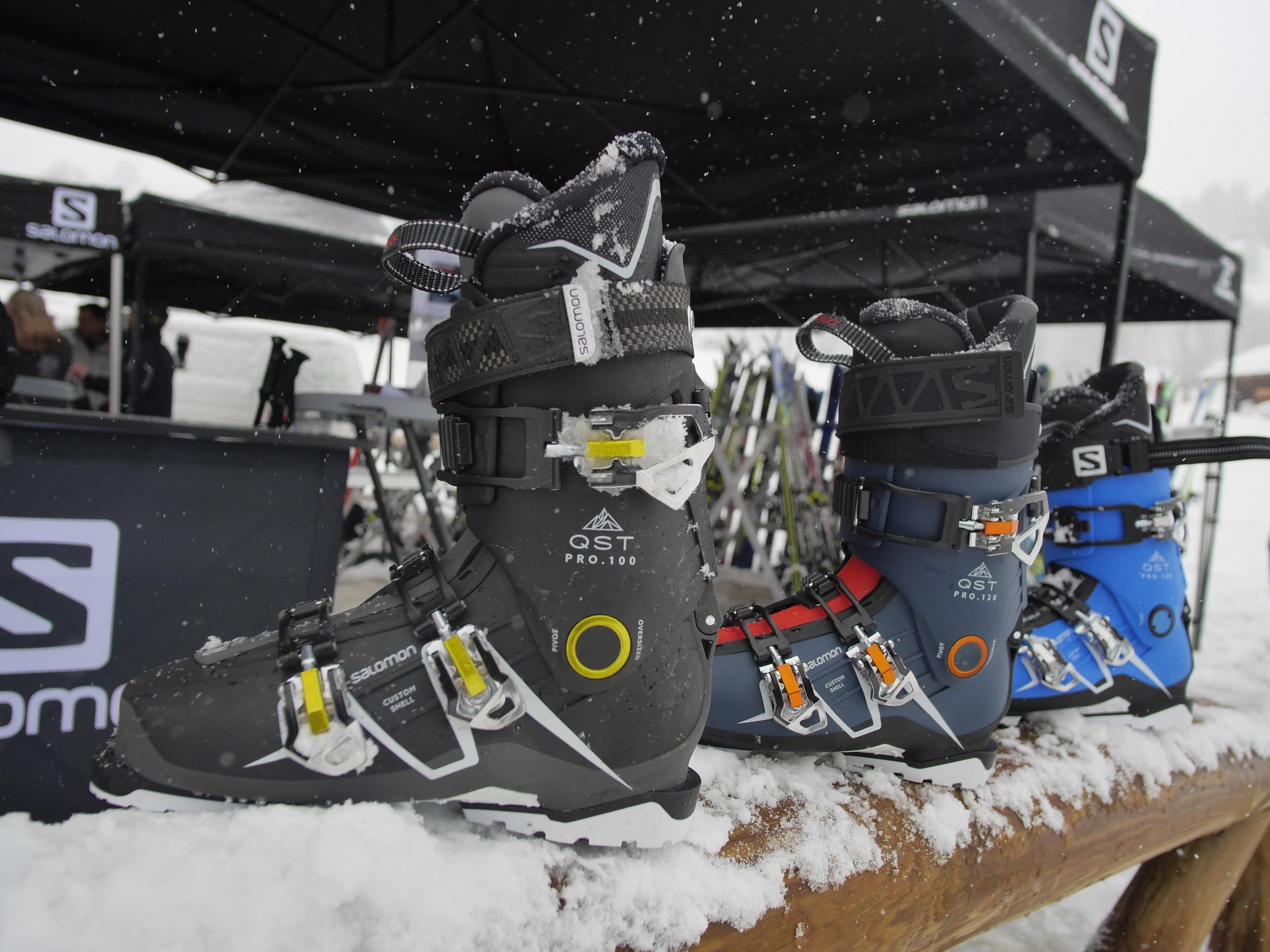 Ski : Skis Salomon 2017