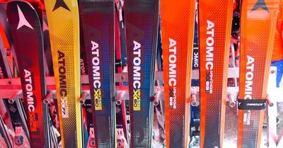 Skis Atomic 2017