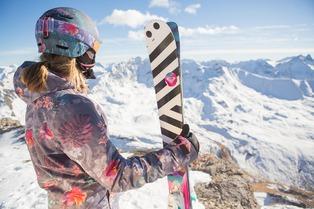 Skis Roxy 2017