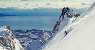 Skipass aux Lofoten : J2, le paradis