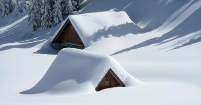 Bulletin Poudreuse #1 : deux chutes de neige arrivent