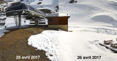 Janvril : Avant et Après