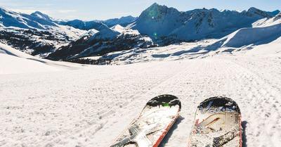 Assez de neige pour skier à Noël