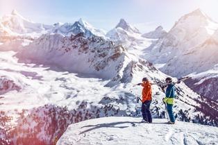 Skipass en Valais : le binôme invité