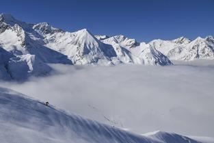 Un hiver dans les Pyrénées