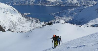 Skyfjords : à la découverte du Finnmark