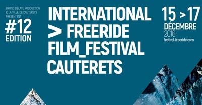 Festival de films de freeride de Cauterets : les gagnants