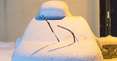 Premières chutes de neige de 2017