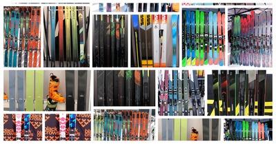 Matos 2018 : les skis, partie 1
